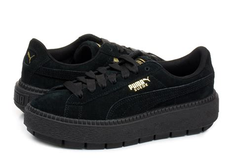 suede rugged shoes suede platform rugged wns 36583001 blk shop for sneakers shoes and boots