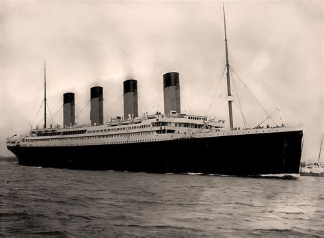 Wall Home Decor by Rms Titanic Photograph By Bill Cannon