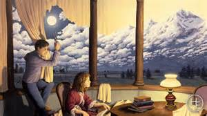 play all painting rob gonsalves show huckleberry