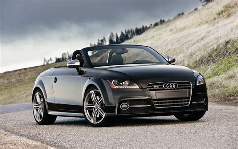 Audi Tts Roadster by Audi Tts Roadster 2012 Wallpaper Hd Car Wallpapers Id