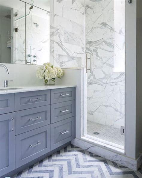blue gray bathroom tile ideas  pictures