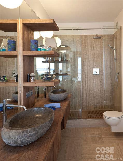 la casa bagno in 57 mq due bagni per la casa dagli incastri perfetti