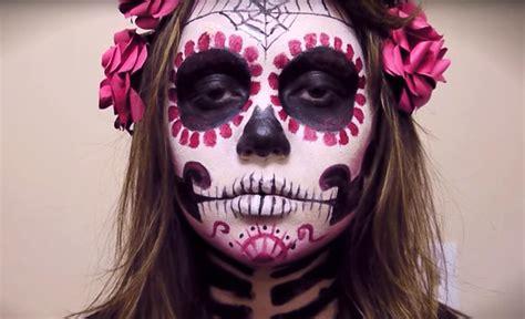 best sugar skull the 15 best sugar skull makeup looks for