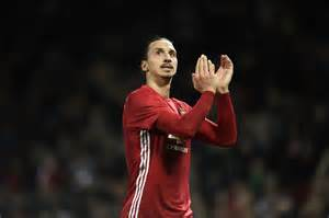 Zlatan Ibrahimovic Thierry Henry Manchester United Struggling Without Zlatan