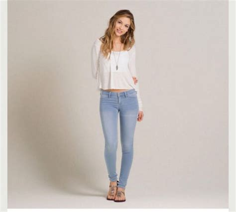 hollister light wash jeans holister light wash jeans ⅅཞℰ ℳ ʗℒṍտعナ pinterest