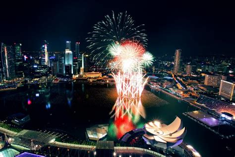 new year banquet singapore coundown to 2013 in style at marina bay sands