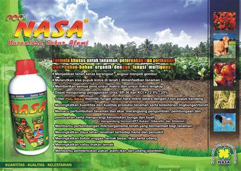 Harga Pupuk Ton Dari Nasa poc nasa pupuk organik cair toko produk nasa