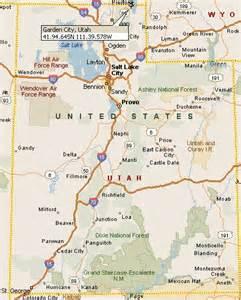 Garden Of Utah Garden City Utah Map 4
