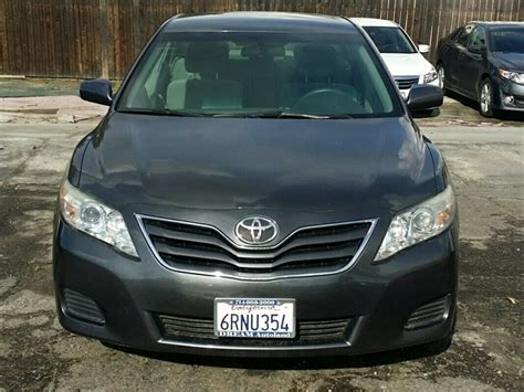 Toyota Camry For Sale By Owner Toyota Camry 2011 For Sale By Owner In Garden Grove Ca