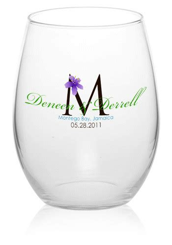 Custom 21oz. ARC Stemless Wine Glasses   C8304   DiscountMugs