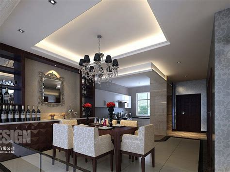 interior designs modern asian dining room interior