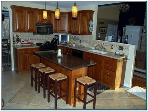 how to a small kitchen island functional kitchen islands with seating archives