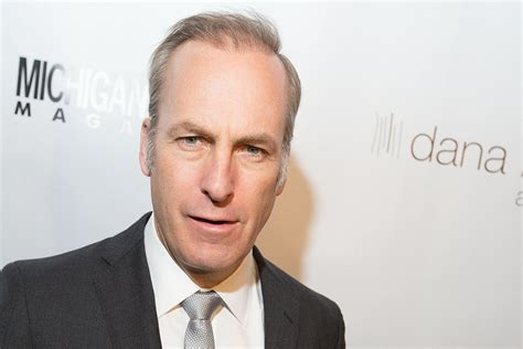 bob odenkirk balding being a bald man sucks knowing you ll become one is worse
