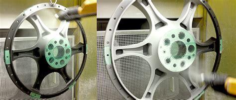 Matte Pulverbeschichtung Polieren by Pulverbeschichten Bei Mf 171 Mf Felgenveredelung Und