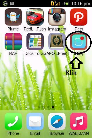 Apabila Tombol Klik Beli Tdk Muncul cara merubah tilan android mirip iphone yang gak