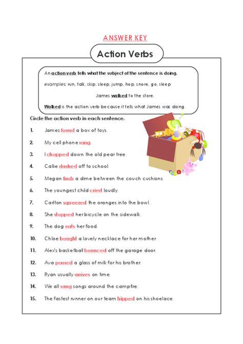 verb worksheets fourth grade verbs grade 3 scholastic printablesgreat grammar