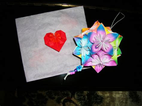 Origami Paper Vancouver - origami kusudama flower photos submitted by readers