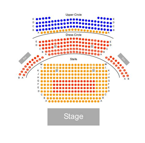 theatre seating theatre seating plan theatre royal wakefield