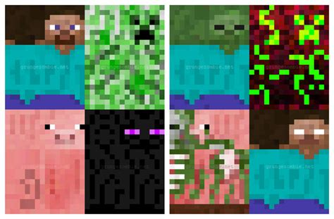 printable bookmarks minecraft 8 best images of minecraft printable book marks