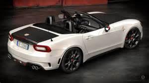 Th White Fiat Fiat 124 Abarth Interior By Dangeruss On Deviantart