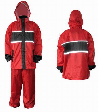 Jaket Anti Air Raincity Raincoat Jas Hujan Mantel Pvc Press Transpar S 2 mantel doqment