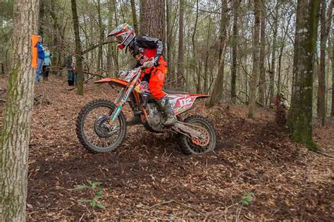 Mullins Ktm Mullins Out For Two Gncc Rounds Nepg