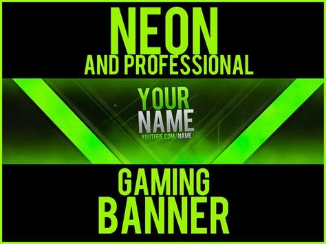 gaming banner template banner template gaming images