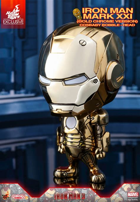 Toys Cosbaby Iron Midas Gold Chrome Xxi 21 Ht Cosb284 Ori cool review your source for figure images