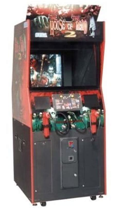 buy house of the dead arcade machine shooting arcade machines liberty games