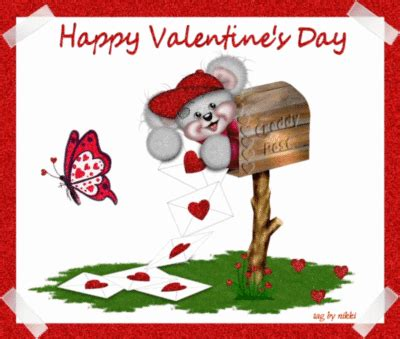 happy valentines day bears with happy valentines day s day