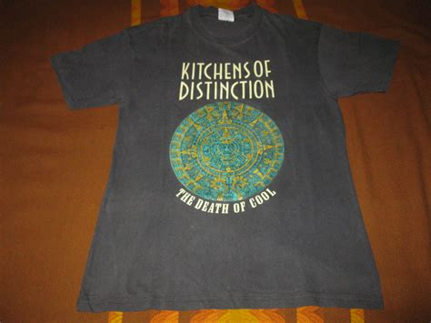 Kitchens Of Distinction The Of Cool by Nostalgeec A Merchandise