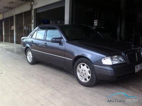 1996 mercedes c class mercedes c class 1996 motors co th