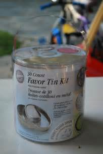 Favor Tins by Preschool Projects Favor Tin Magnet Exploration