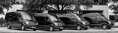 mercedes sprinter rentals sprinter shuttle sprinter limo rental houston 713 320