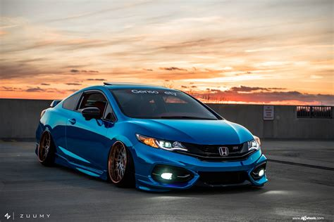 Custom 2017 Honda Civic Si Images Mods Photos