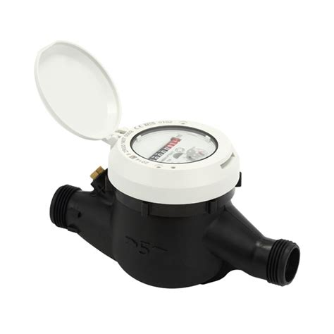 Acrylic Per Meter residential water meter mtkd l in a composite housing zenner