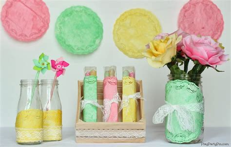 Simple Decorations For Baby Shower by Simple Diy Baby Shower Decorations Play Plan