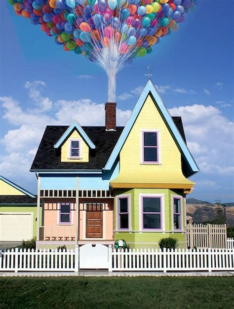 disney pixar up replica house by bangerter homes