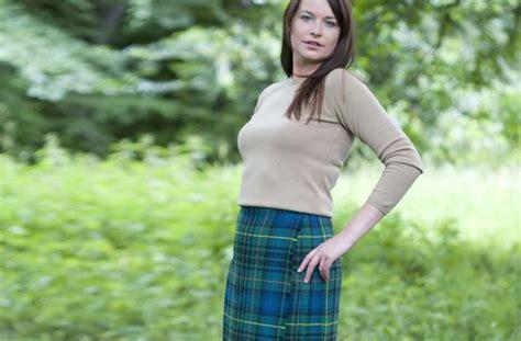Landing Skirt Freex kilts tartans gifts by scotweb the original
