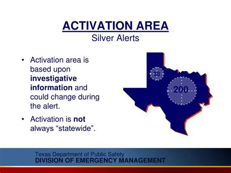 Ppt Texas Silver Alert Program How Prepared Are You Ppt Tlets