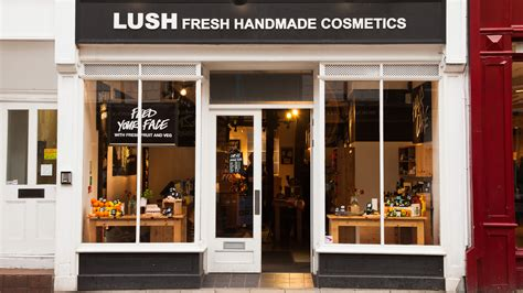 Handmade Cosmetics Uk - canterbury lush fresh handmade cosmetics uk