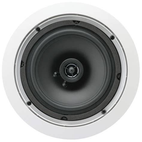 8 Ohm Ceiling Speakers by M612c 6 5 Quot Musica 8 Ohm In Ceiling Speaker Pair Mtx