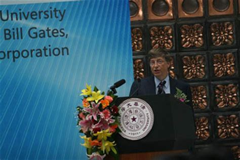 Mba Bill Gates Speech by Bill Gates Conferred Honorary Doctorate At Tsinghua