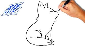 how to draw a wolf for easy step by step drawing