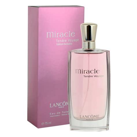 Lancome Tendre Voyage lanc 244 me miracle tendre voyage woda toaletowa dla kobiet