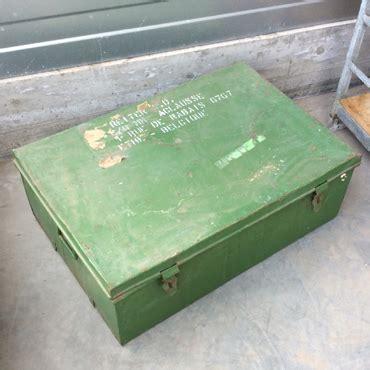 vintage koffer 849 vintage koffer legergroen stockmodellen meubelen