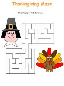 thanksgiving maze for thethanksgiving table kid tivities from wine to whine