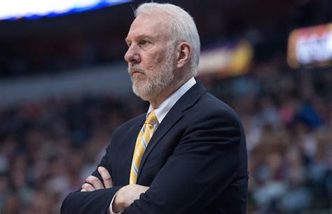 trump kumbaya no kumbaya donald trump moment for gregg popovich