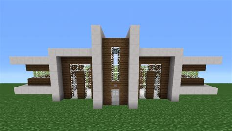minecraft quartz house minecraft tutorial how to make a quartz house 6 youtube