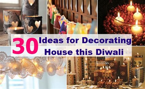 How To Decorate Home For Diwali by Top 30 Ideas For Decorating The House This Diwali Home